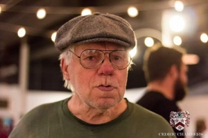 Tom T. at the Birdseed collective